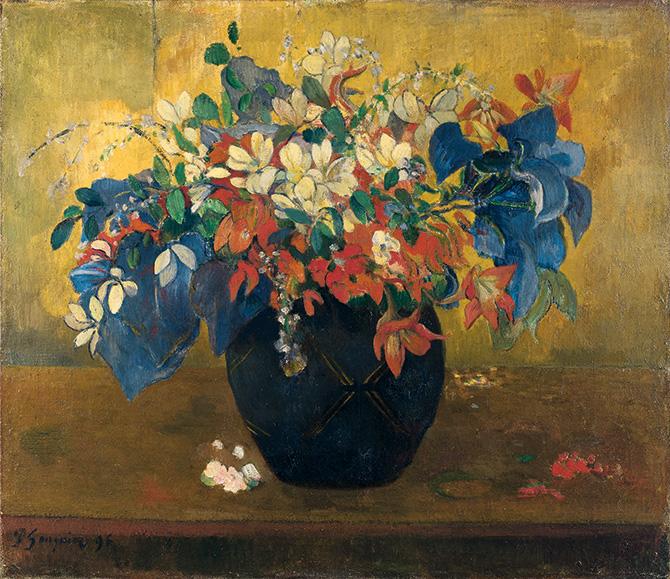 【名画を巡る30日】『花瓶の花』―世界初「ロンドン・ナショナル・ギャラリー展」へようこそ2
