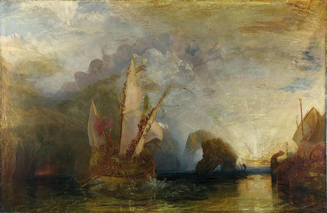 【名画を巡る30日】『ポリュフェモスを嘲るオデュッセウス』―世界初「ロンドン・ナショナル・ギャラリー展」へようこそ14