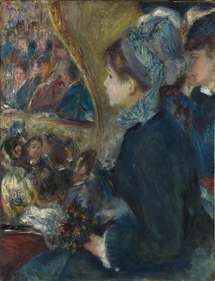 【名画を巡る30日】『劇場にて』―世界初「ロンドン・ナショナル・ギャラリー展」へようこそ29
