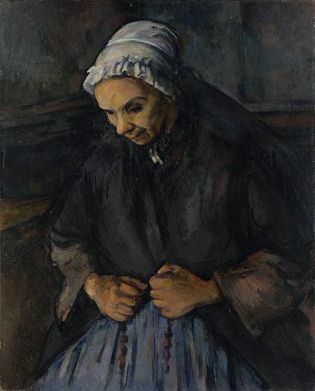 【名画を巡る30日】『ロザリオを持つ老女』―世界初「ロンドン・ナショナル・ギャラリー展」へようこそ30