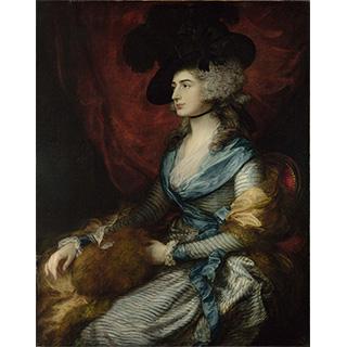 【名画を巡る30日】『シドンズ夫人』―世界初「ロンドン・ナショナル・ギャラリー展」へようこそ6