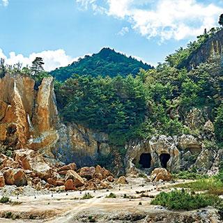 ふるさとの絶景【佐賀県】400年前に発見された有田・泉山の磁石場(じせき)