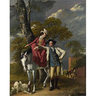 【名画を巡る30日】『トマス・コルトマン夫 妻』―世界初「ロンドン・ナショナル・ギャラリー展」へようこそ7