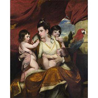 【名画を巡る30日】『レディ・コーバーンと3人の息子』―世界初「ロンドン・ナショナル・ギャラリー展」へようこそ10