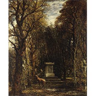 【名画を巡る30日】『コルオートン・ホールのレノルズ記念碑』―世界初「ロンドン・ナショナル・ギャラリー展」へようこそ11