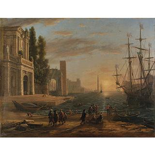 【名画を巡る30日】『海港』―世界初「ロンドン・ナショナル・ギャラリー展」へようこそ12