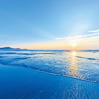 ふるさとの絶景【宮崎県】小倉ヶ浜からみるサンライズ