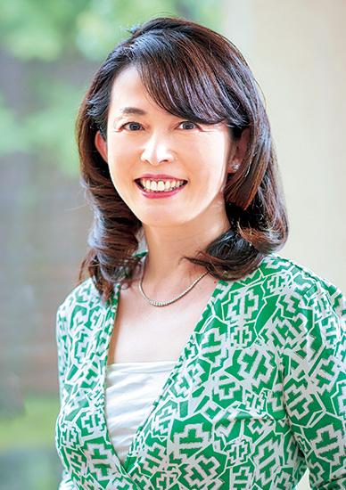 中村奈津子さん