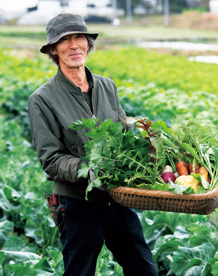むかし野菜の邑