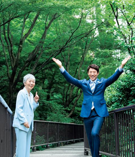 松岡さんと中村さん