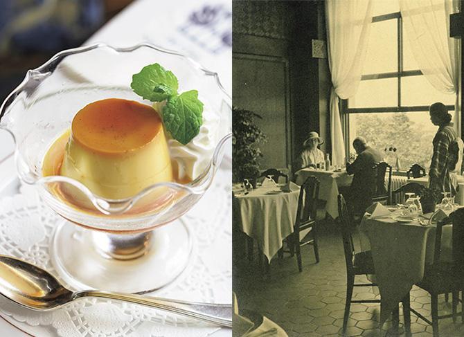 ホテルニューグランド コーヒーハウス「ザ・カフェ」