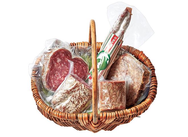 エモントレーディングカンパニー「フランス・バスク産サラミセットとバスク豚のパテ」