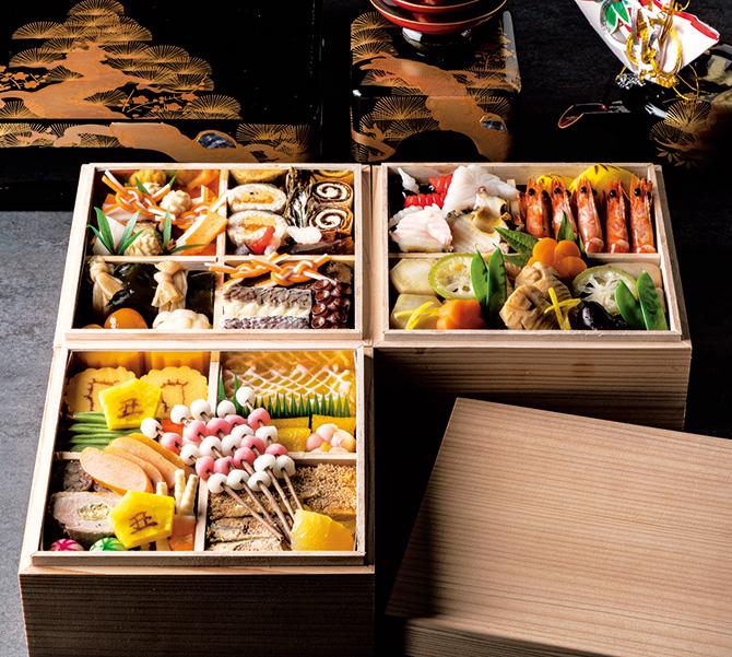 「東京會舘」の伝統のおせちの予約を開始
