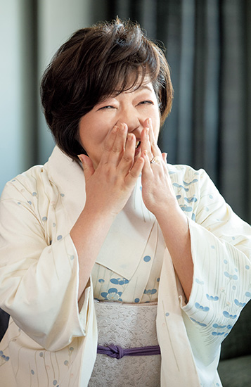 作家 林 真理子さん×俳優 吉沢 亮さん 新しい年、新しい大河への想い