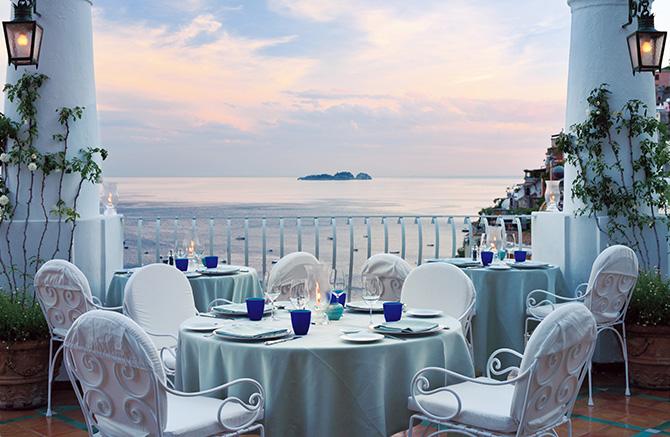 文化遺産・アマルフィ海岸ーイタリア