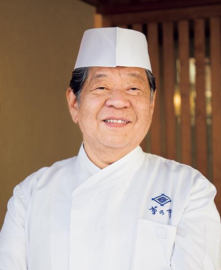 菊乃井 村田吉弘さん