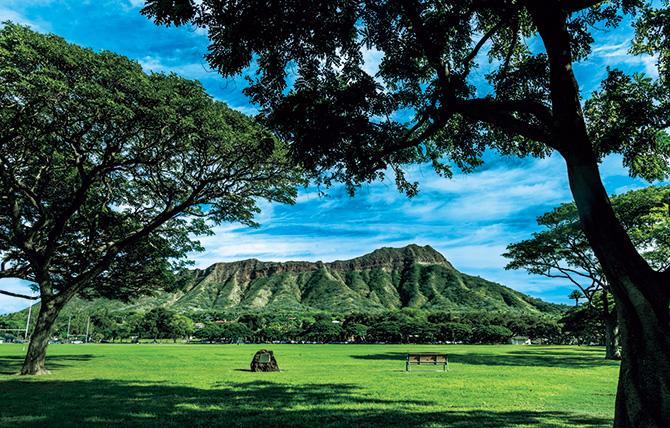 著名人に聞く、いま見たい絶景ハワイ著名人に聞く、いま見たい絶景ハワイ