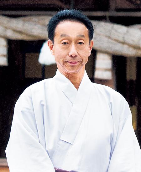 検見川神社 水谷智賢さん