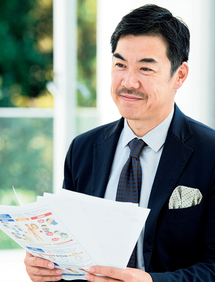 久道勝也先生