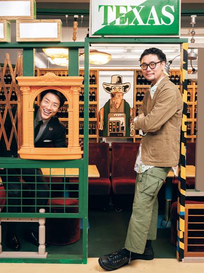 松岡さんと井口さん