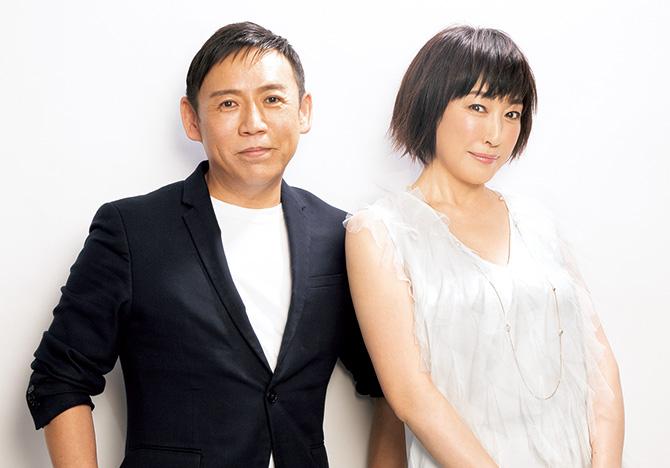高島礼子さんと黒田啓蔵さん