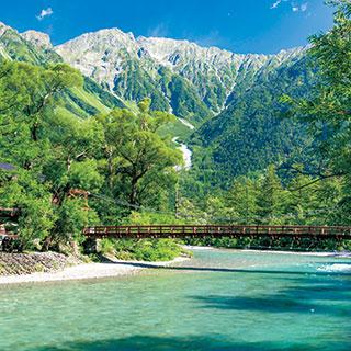 【信州山岳リゾート3日間】北アルプスの絶景を仰ぐ