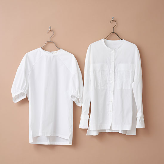 迷い世代の服選び V開きのシャツ選び