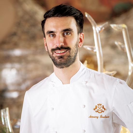 1835年創業 老舗パラスの挑戦 レストラン・ル・ムーリス・アラン・デュカス1835年創業 老舗パラスの挑戦 レストラン・ル・ムーリス・アラン・デュカス