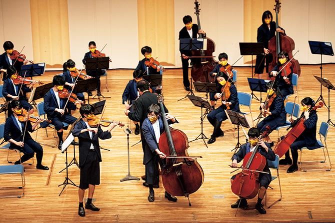 子どもたちに音楽を伝え、かけがえのない体験を贈る