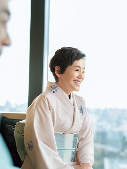 女優・歌手 大竹しのぶさんと特別対談