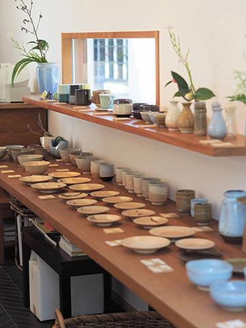 ふくいひろこ 続・茶箱あそび つれづれ 京都の暮らしお茶の日々「朝日焼」