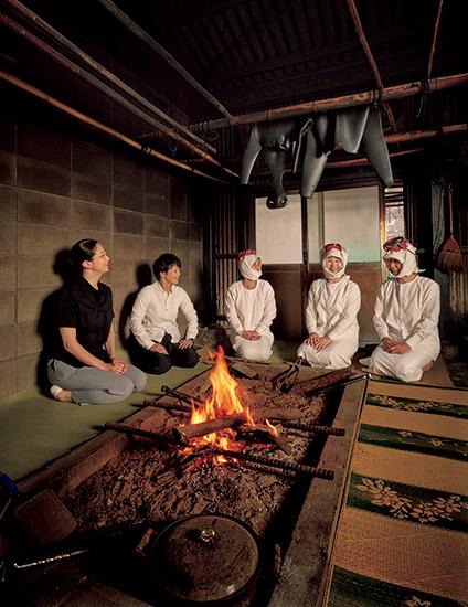 地元の女性料理人が案内するアワビの聖地・伊勢志摩