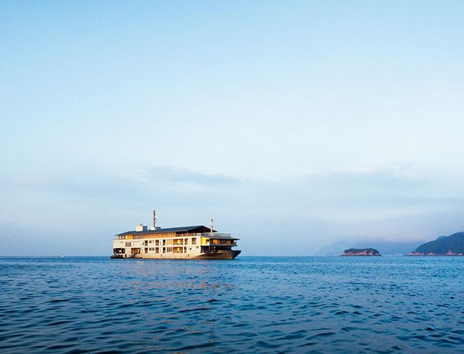 一日限りの「晴れの日の島のごちそう」