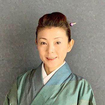 あやひめ 長谷川敦子