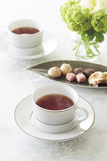 「ラクシュミー」の「極上 はちみつ紅茶」