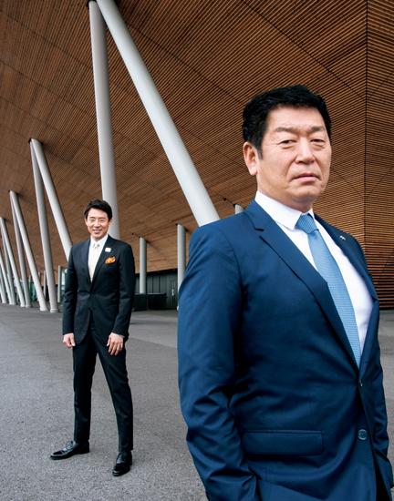 松岡さんと渡辺さん