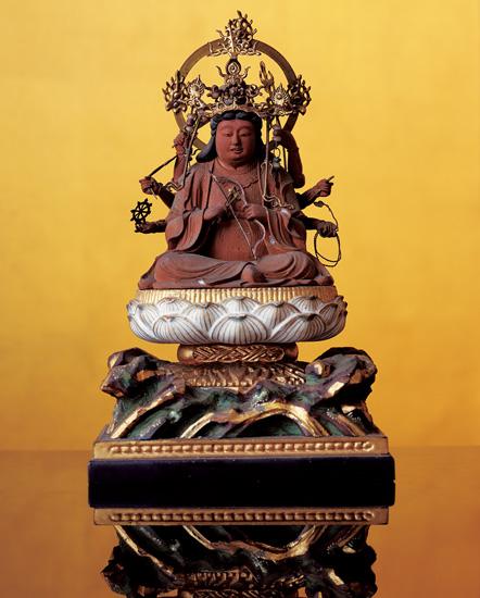 十一面観音の待つ地 聖林寺を訪ねる