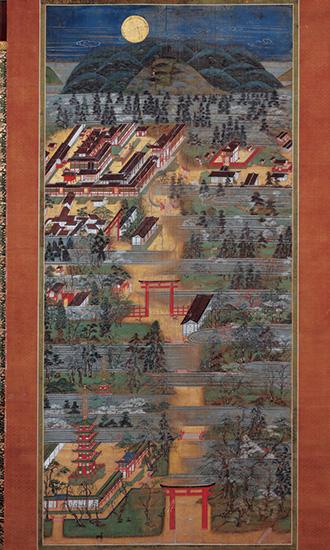 A 聖林寺が守り継いだ多彩な曼荼羅の世界