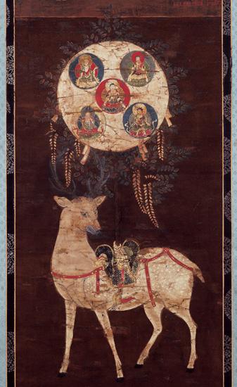 B 聖林寺が守り継いだ多彩な曼荼羅の世界