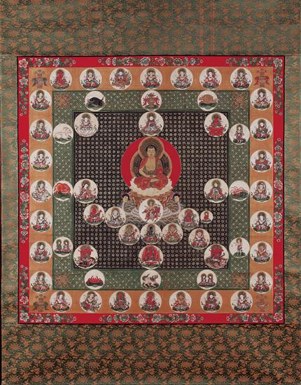 C 聖林寺が守り継いだ多彩な曼荼羅の世界