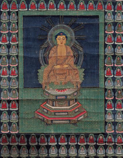 D 聖林寺が守り継いだ多彩な曼荼羅の世界