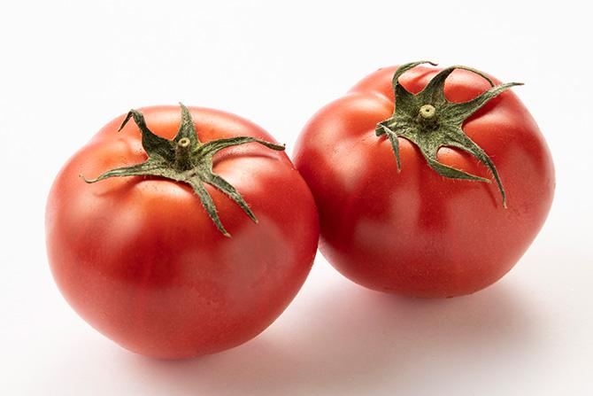フルーツトマトの赤出汁