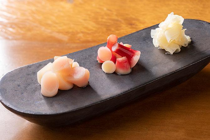 新生姜は部位によって調理法を変えると、見違えるようにおいしくなります。