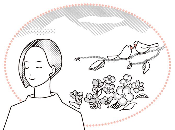 カームイメージ瞑想