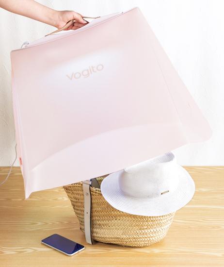 折り畳み式紫外線UV除菌カバー