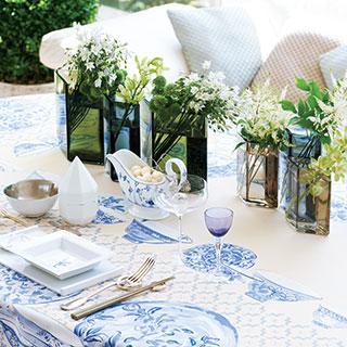 美しい食卓がわが家の日常にときめきをもたらす