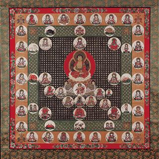 聖林寺が守り継いだ多彩な曼荼羅の世界