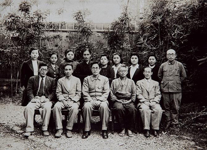 昭和21年の写真