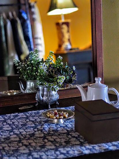 続・茶箱あそび、つれづれ「京都の暮らし、お茶の日々」