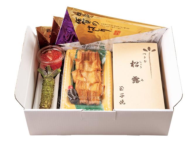 築地手巻き寿司セット